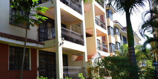Kileleshwa – Apartment  to Let.