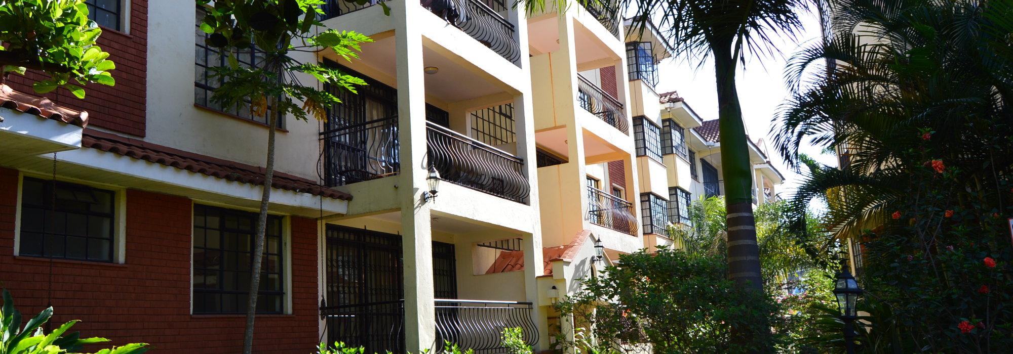 Kileleshwa – Apartment  to Let.