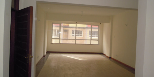 Kilimani: Office – to Let