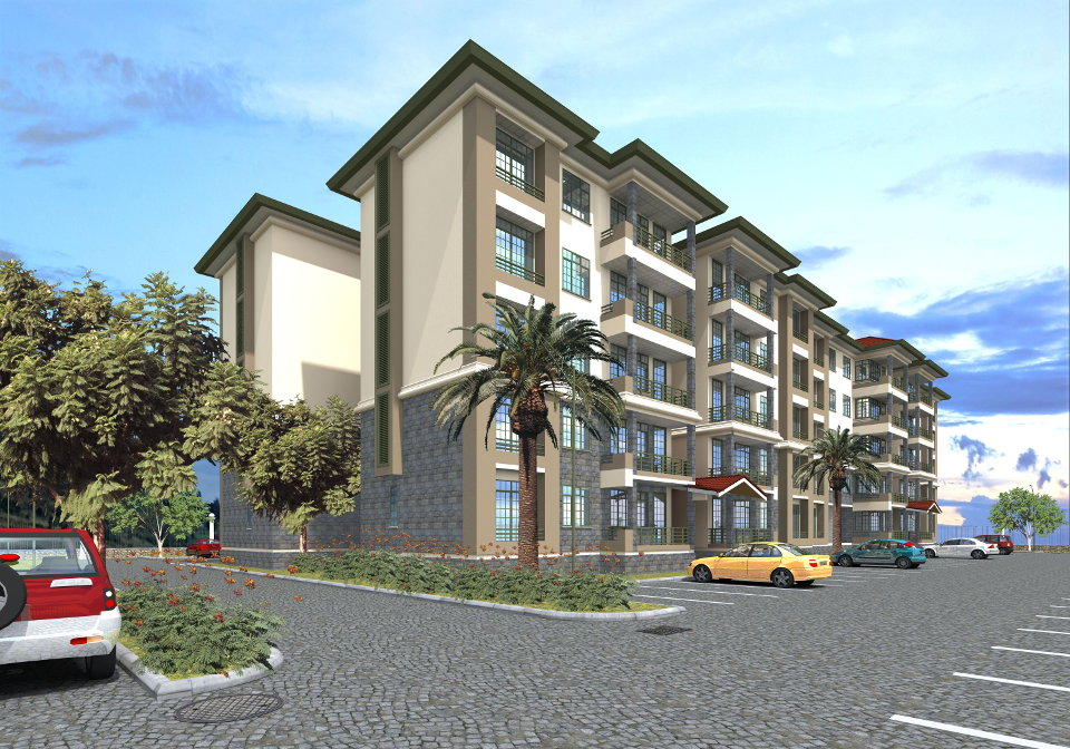 Waiyaki Way: Apartments – For Sale.