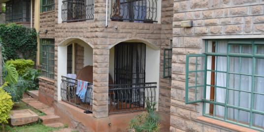 3 Bedroom Apartment-Lavington-For Sale
