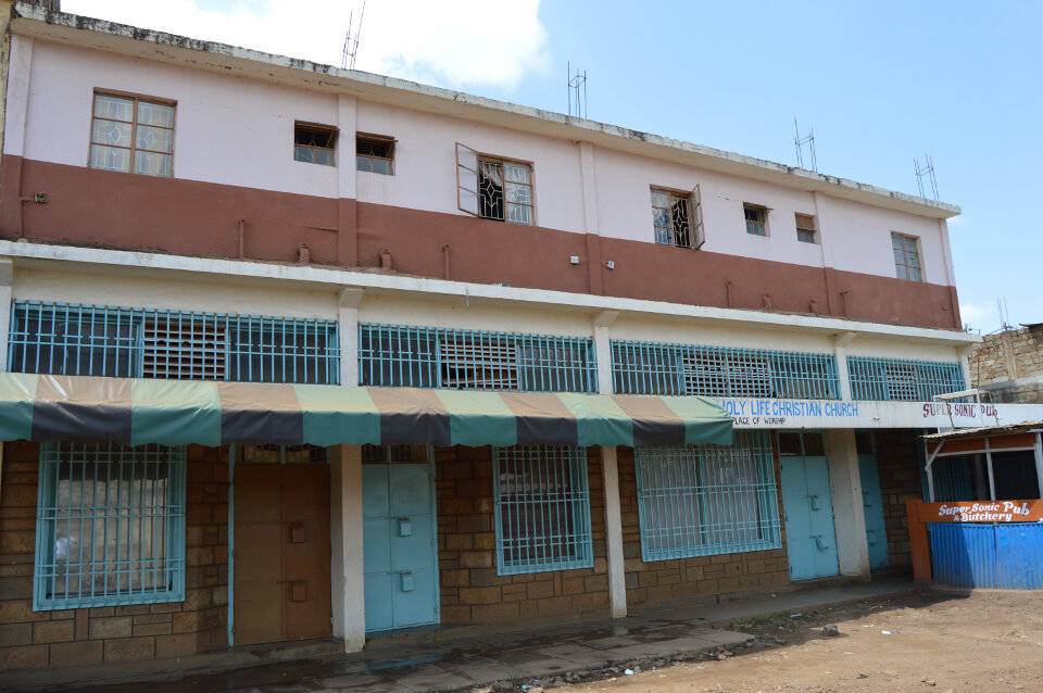 Commercial Building for Sale – Thika Town