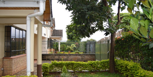 Lavington -5 Bedroom Townhouse To Let.
