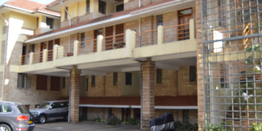 Lavington: Duplex Apartment. To Let.