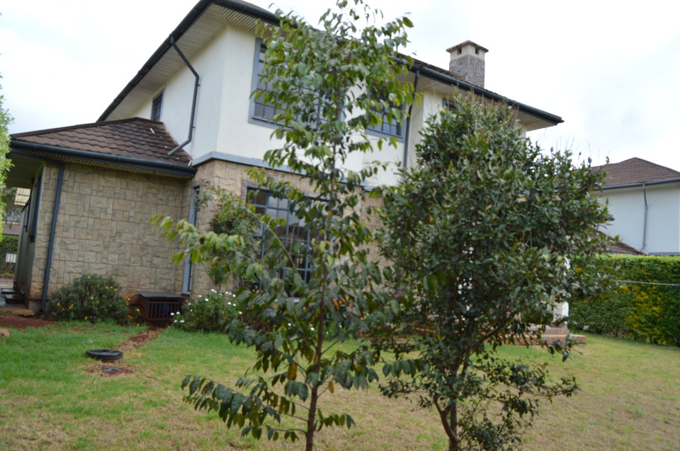 Kiambu Road: 4 BR TownHouse. To Let.