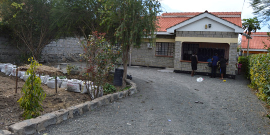 Kitengela: 3 Bedroom House-For sale