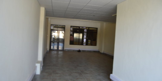 Westlands: Ground Floor Space: To Let.