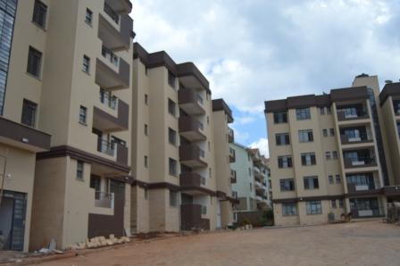 WaiyakiWay, Kinoo.  3BR Apartments: For Sale.