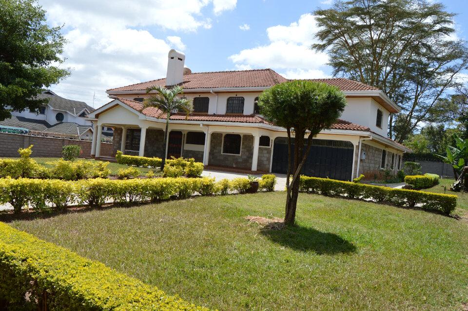 5br Villa in Runda: To Let.