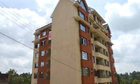 RUAKA: New 2 & 3 BR Apts.-To Let