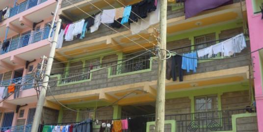 Embakasi: Block of  Bedsitters- For Sale