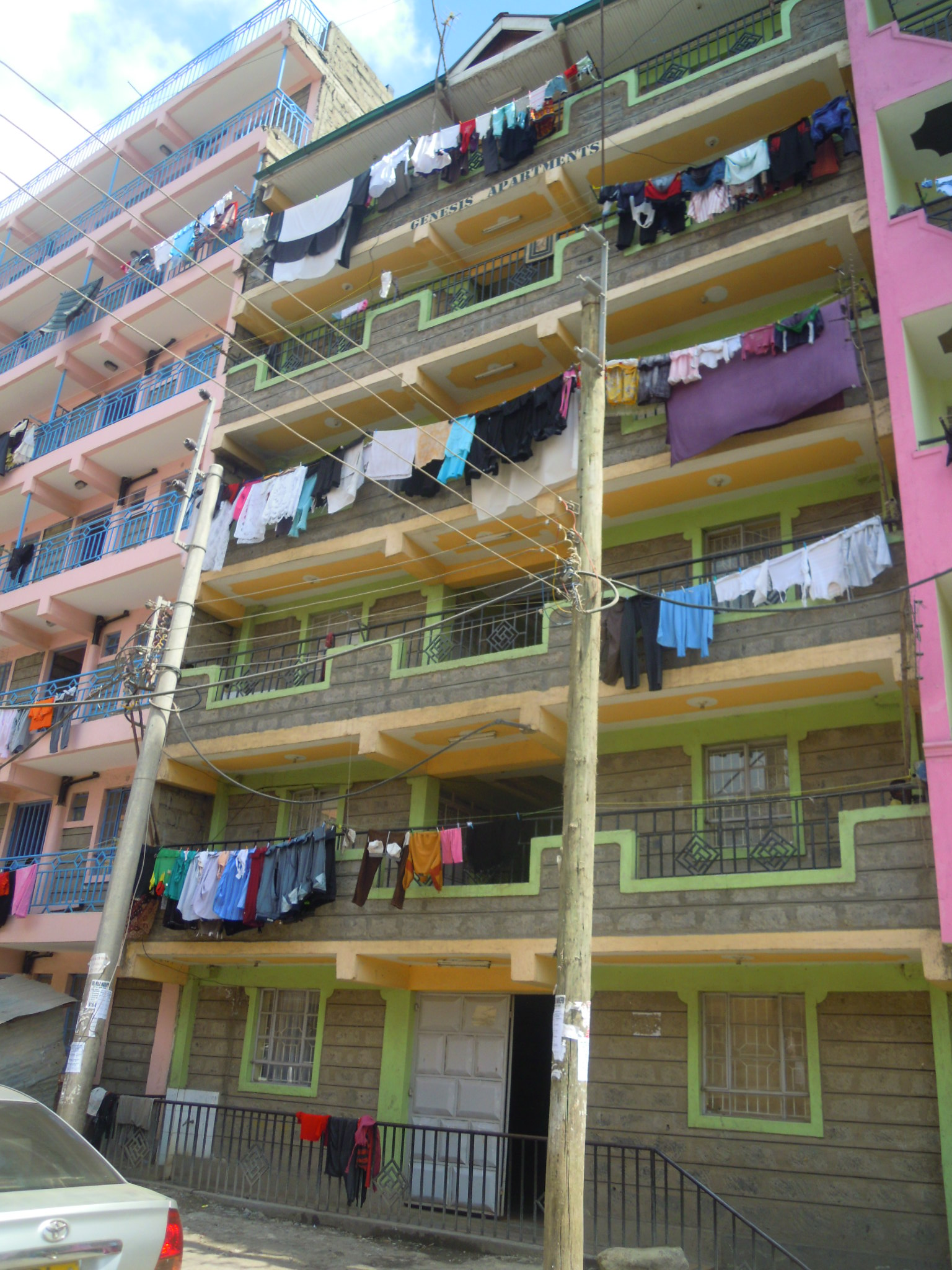 Embakasi: Block of  Bedsitters- For Sale