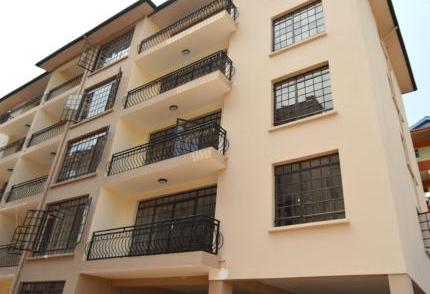 Naivasha Road: 1 & 2 BR New Apartments.