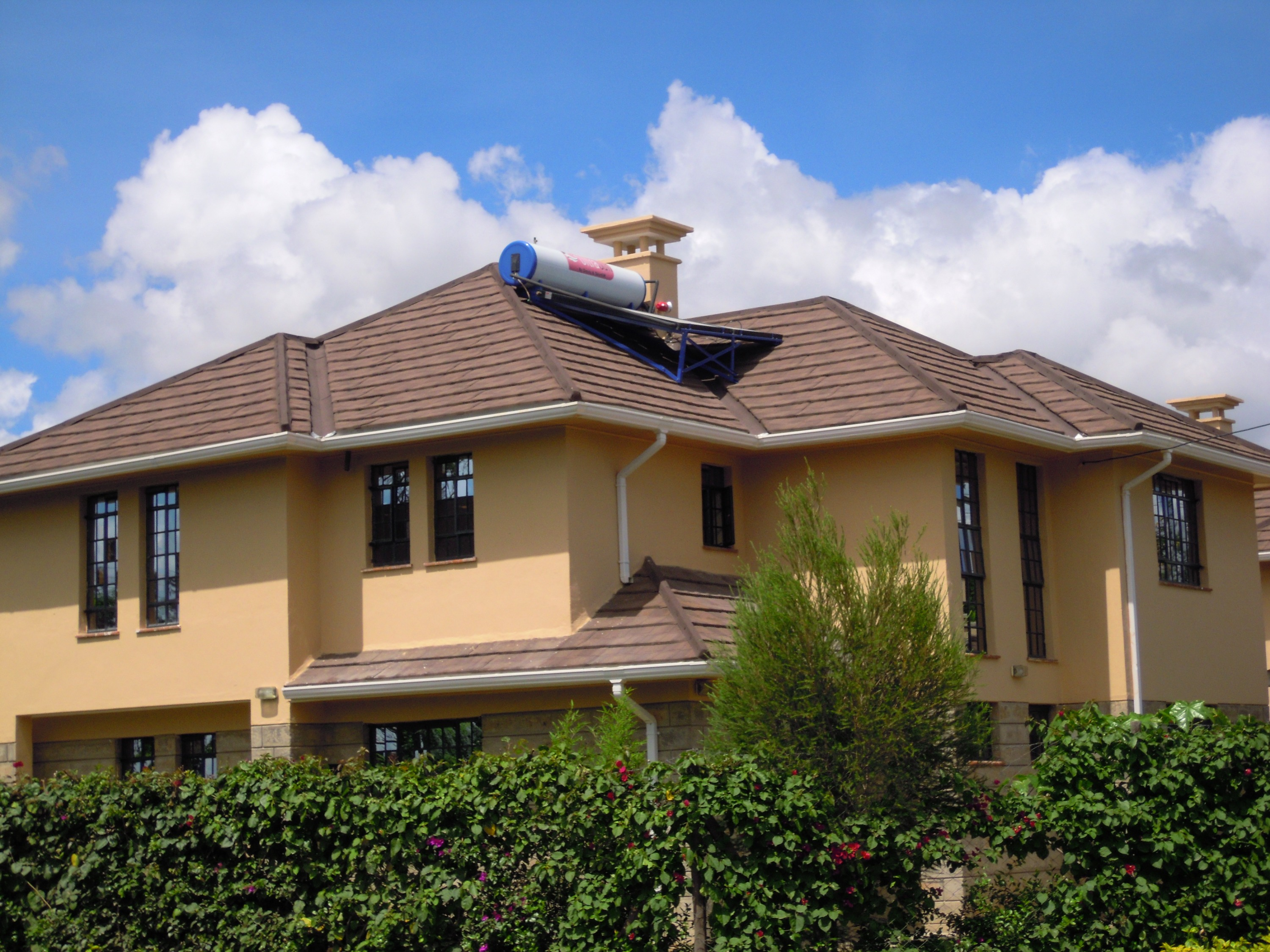 Pleasing Kitengela Town 4 Br New Villas Neptune Shelters Limited Home Interior And Landscaping Ologienasavecom