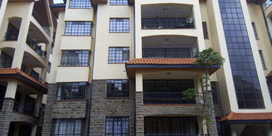 Kilimani-2bedroom Apartment-To let