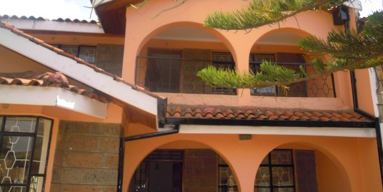 Fedha; 4 BR Townhouse.