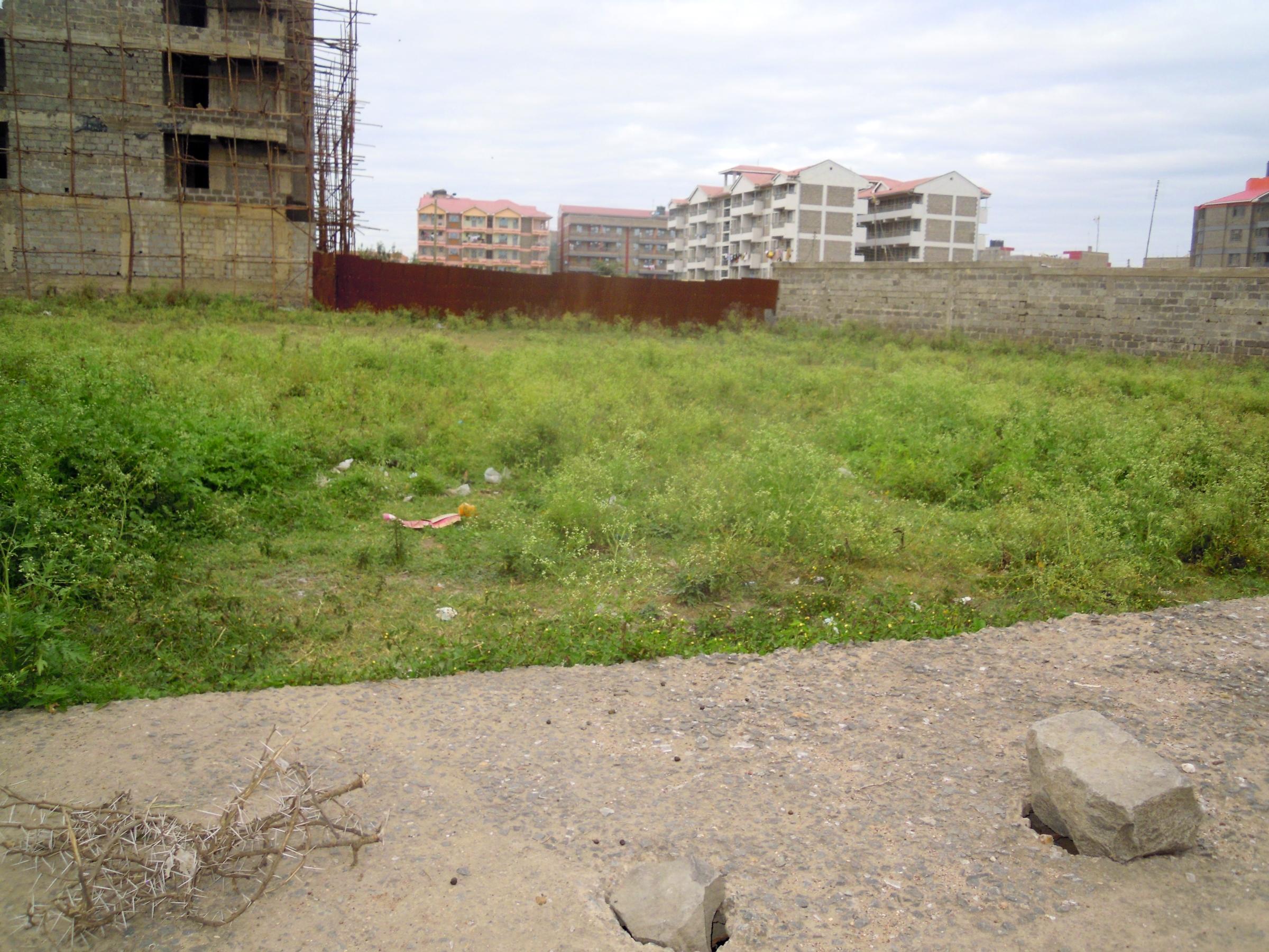 Kitengela Town: 1/4 Acre.