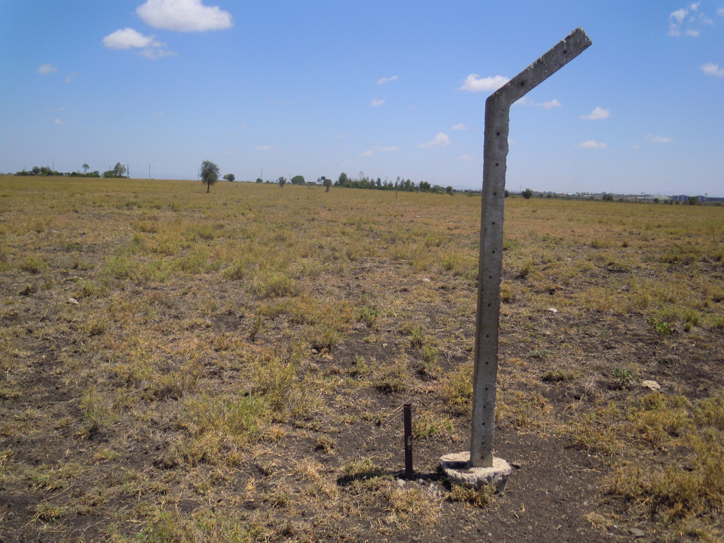 Kisaju: 5 Acres Industrial Land.