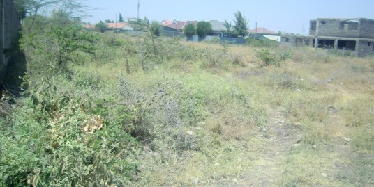 Kitengela Milimani: 1 Acre.