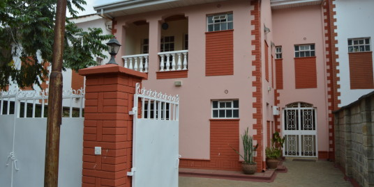 Lavington: 4 BR Townhouse.To let