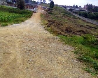 Naivasha Road: Plot.