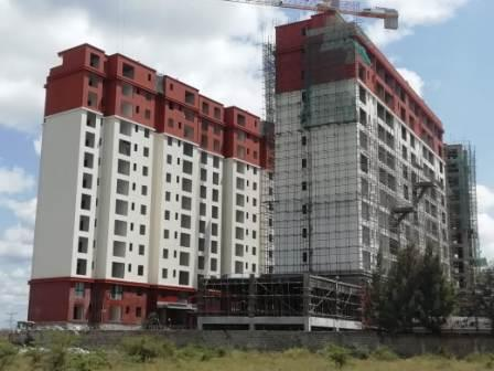 Mombasa Road, Syokimau: Apartments.
