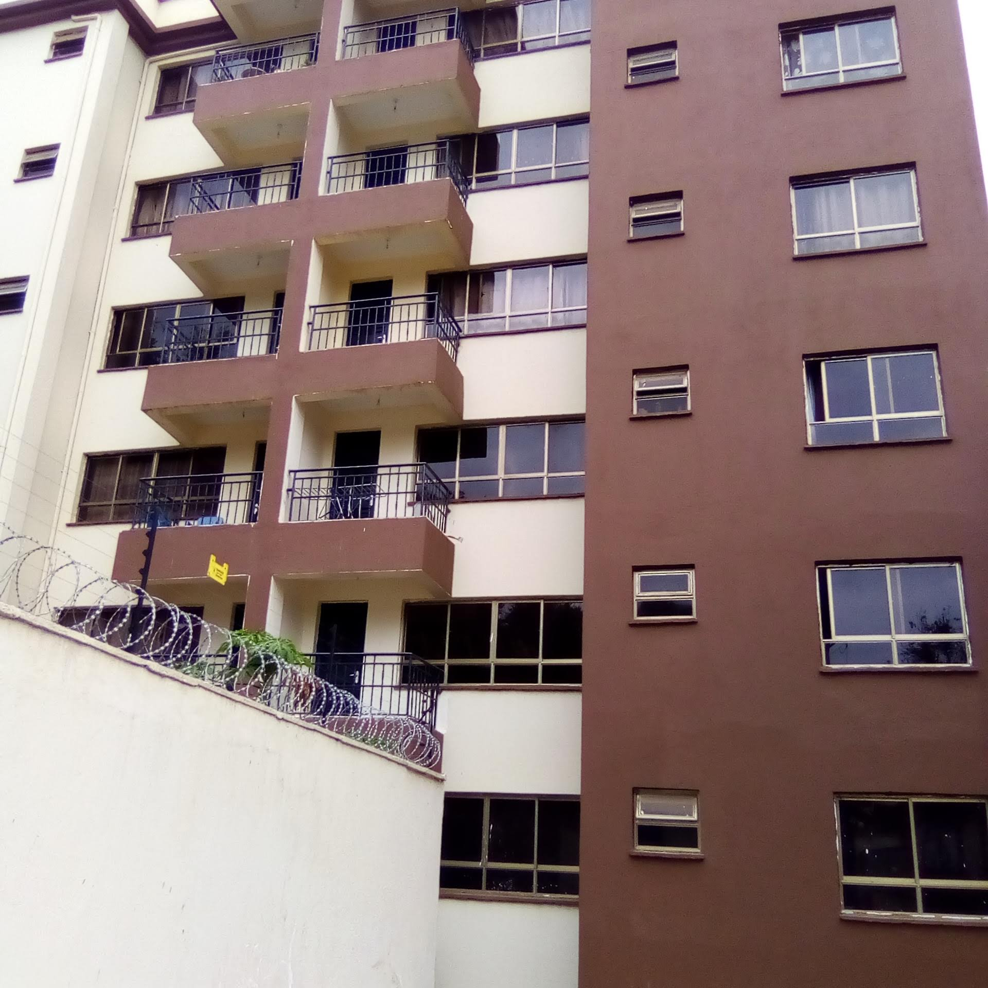 Naivasha Road: 2BR New Aartment.