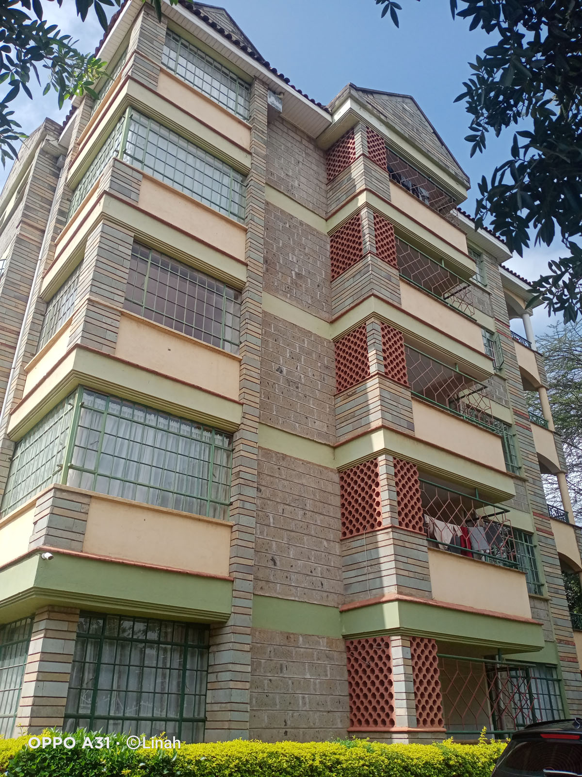 3 Bedroom with Master ensuite for rent in Kileleshwa